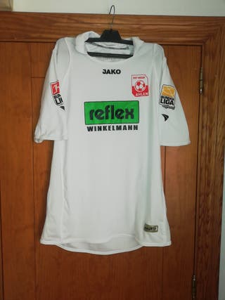 camiseta Fútbol, equipo alemán, ROT WEISS, MATCH