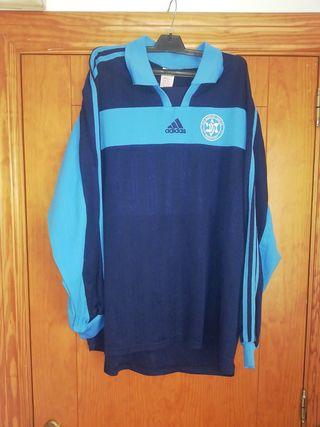 camiseta Fútbol, makkabi Frankfurt, Adidas