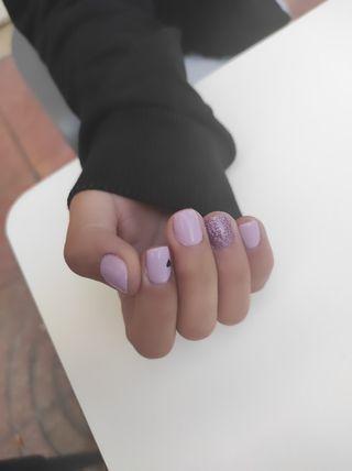 manicuras esmaltado permanente