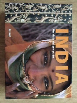 India, un viaje desconocido.Ed Blume