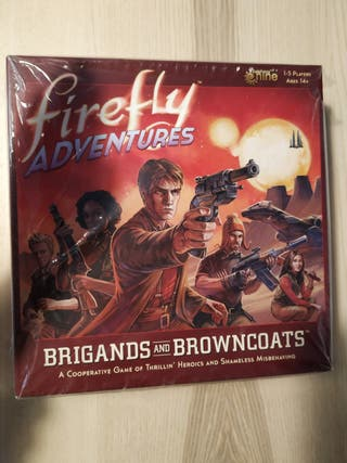 Firefly Adventures, Brigands & Browncoats