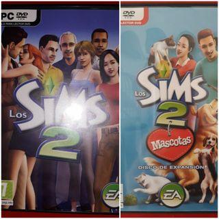 Los Sims 2 + Extensión