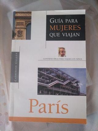 Guia para mujeres que viajan. París