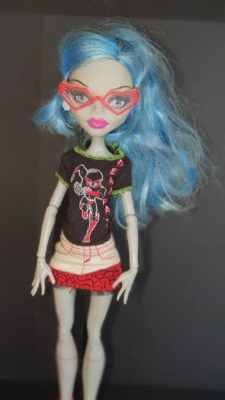 Monster High Ghoulia Dead fast
