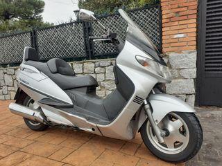 Maxi Scooter Suzuki burgman 400