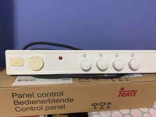 Panel de control Teka