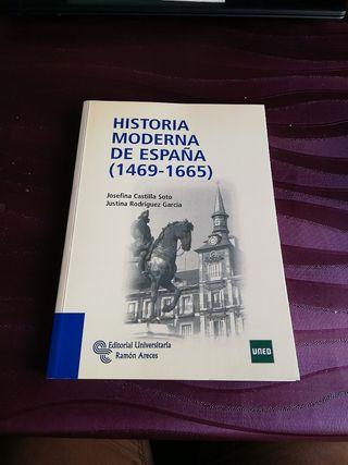 Historia Moderna de España I