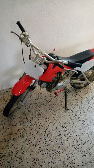 pit bike 110cc 4t