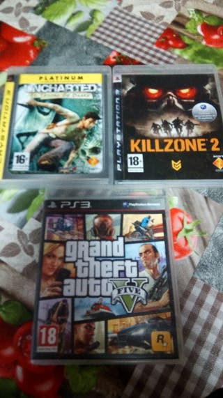 Juegos de PS3