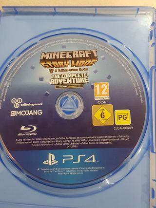 Videojuegos PS4.Recien comprados.