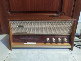 RADIO ANTIGUA 1961