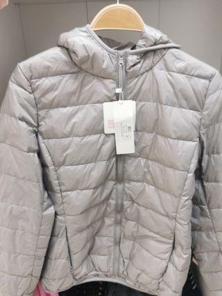 chaqueta plumón de talla 2XL