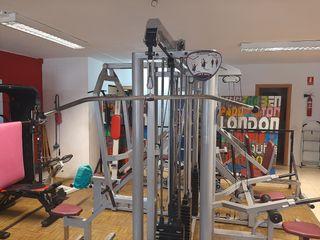 Equipo de 6 máquinas gimnasio