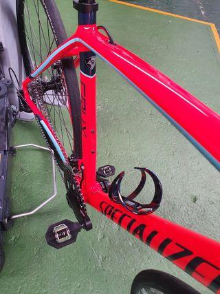 bicicleta ciclocros y carretera