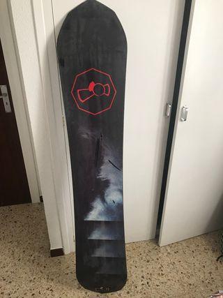Snowboard capita