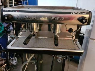 cambio cafetera industrial por patin eléctricos
