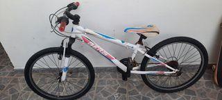 "bicicleta berg 24"""