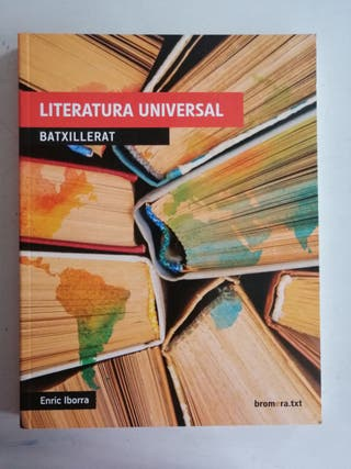 Literatura Universal/ Batxillerat