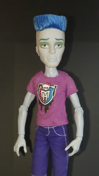 Monster High chico zombie