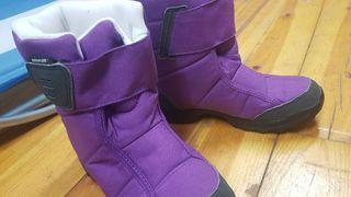 botas de apreski talla 34