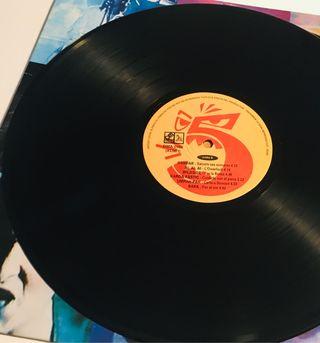 EL TEC I LA TECA 5 Disco Vinilo LP