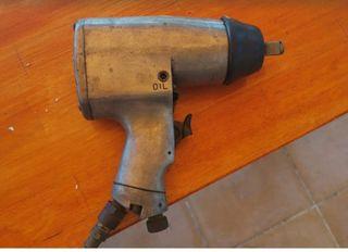 Pistola aire neumática para mecánica