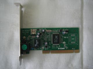 TARJETA PCI GIGABIT ETHERNET RJ45 HASTA 1000 MBPS
