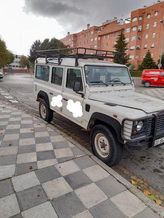 land rover defender 110 td5 defender 2000