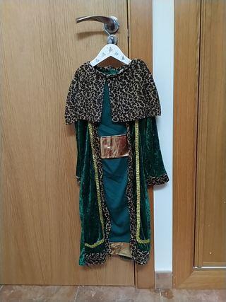 disfraz rey mago 3-4