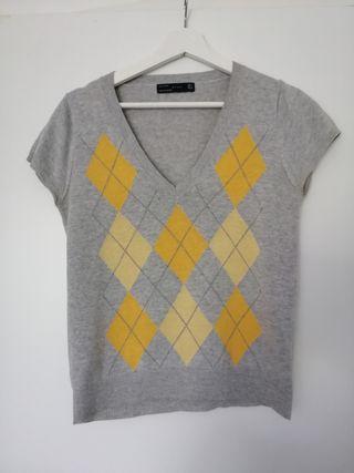 Jersey rombos amarillos