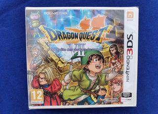 DRAGON QUEST VII 3DS (PRECINTADO)