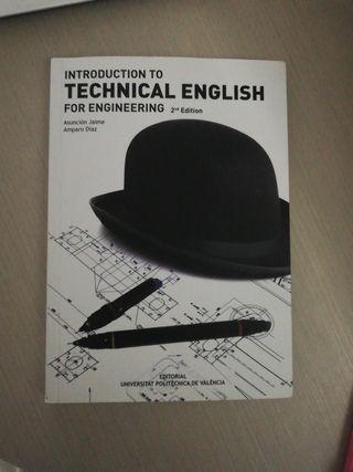 Libro inglés para ingeniería