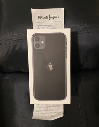iPhone 11 128 Gb Negro Apple