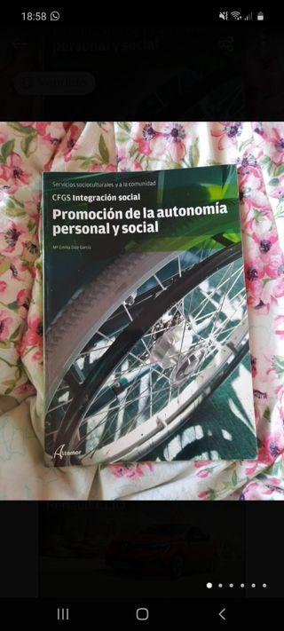 PROMOCION DE LA AUTONOMIA PERSONAL Y SOCIAL