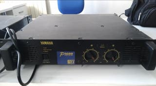 Etapa de potencia Yamaha p1600