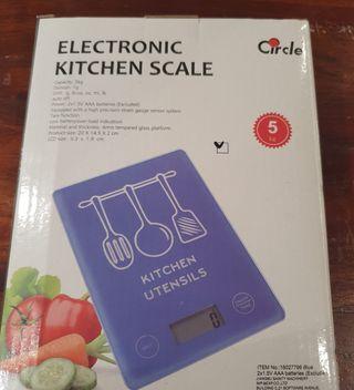 Bascula de cocina