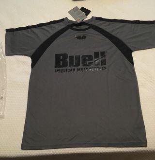 Camiseta original Buell nueva
