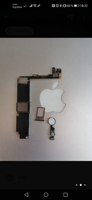 placa iPhone 8 plus 64gb