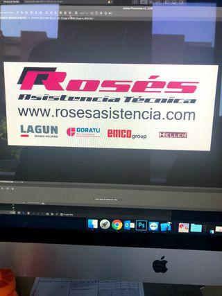 ROSES ASISTENCIA, de Fresadoras, Tornos