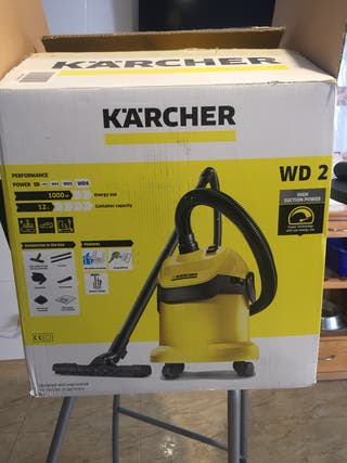 Aspirador Karcher WD2