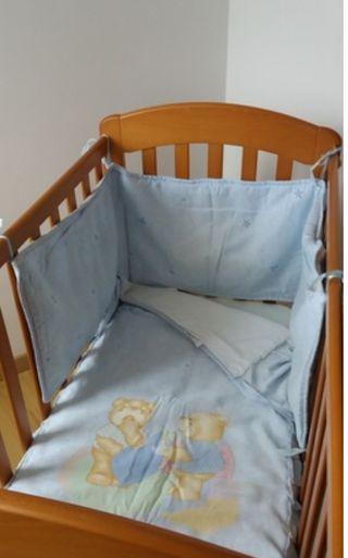 Cuna bebé 120x60
