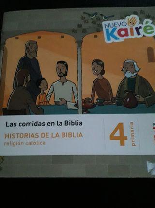 Regalo libro religión 4.