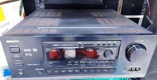 Amplificador Onkyo Receiver Tx-ds676