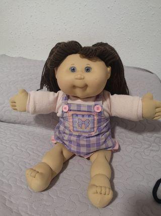 muñeca repollo original