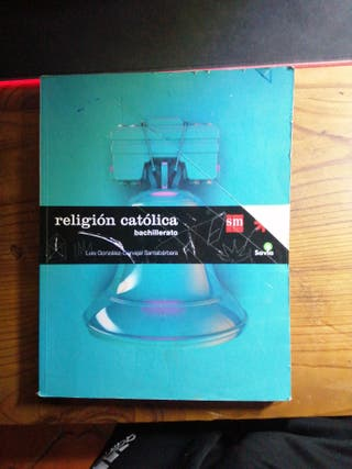 libro religión sm