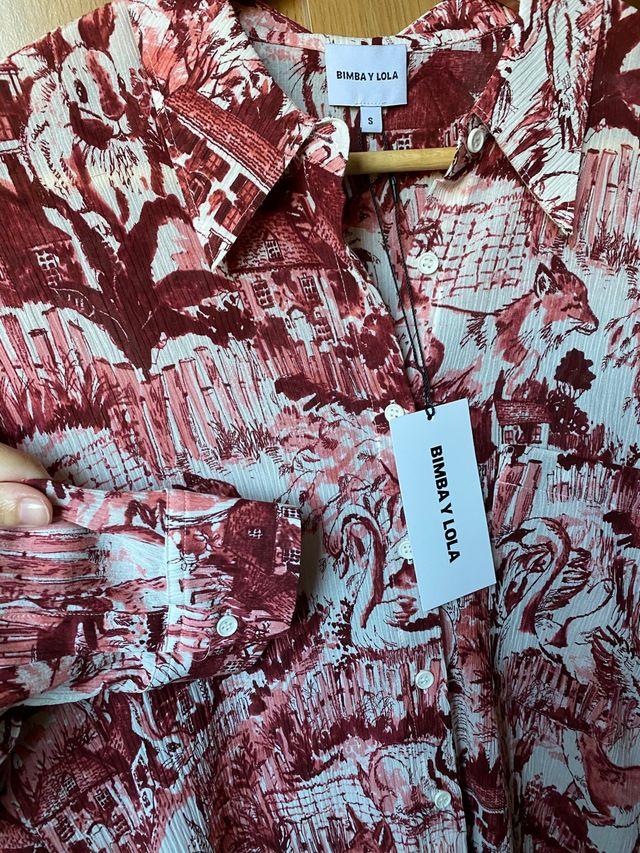 Camisa Bimba y lola