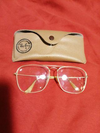 Montura gafas Ray Ban vintage