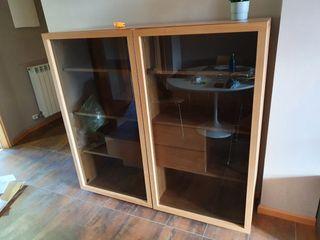 Mueble aparador/vitrina de diseño moderno
