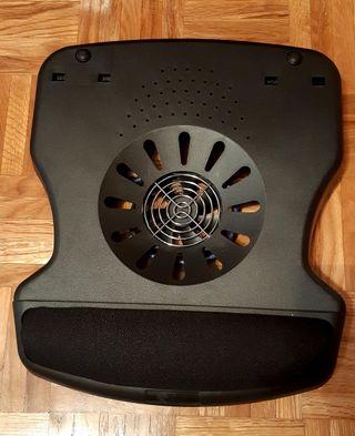 Soporte + Ventilador para portatil