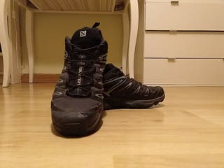 Zapatillas Salomón X Ultra 3 Negro